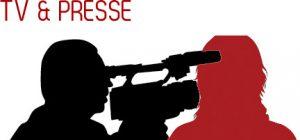 TV og presse