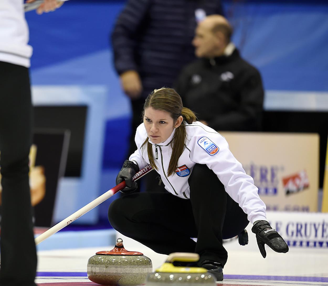 EM Curling 2015