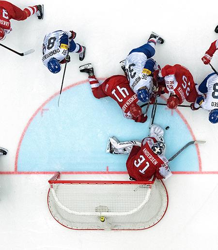 VM ishockey 2018