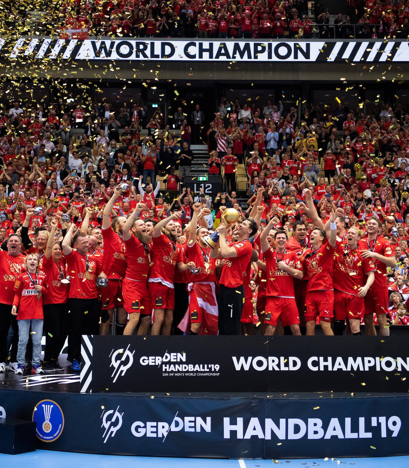 VM Håndbold mænd 2019